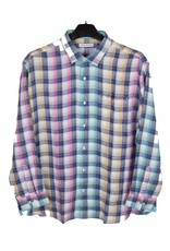 Tommy Bahama Tommy Bahama LS Polynesian Plaid Shirt