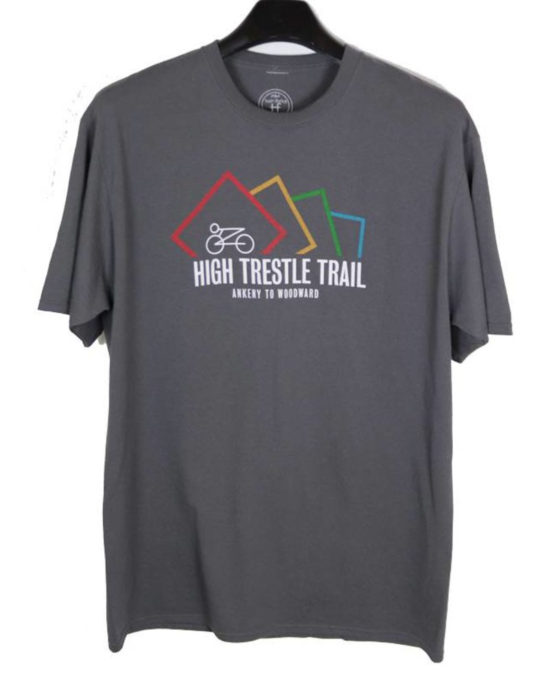 Twin Forks Trading Company Des Moines High Trestle Trail Tee