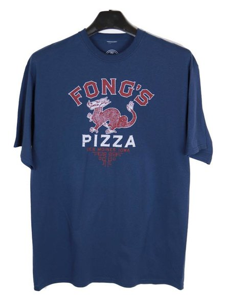 Des Moines Fongs Pizza Tee