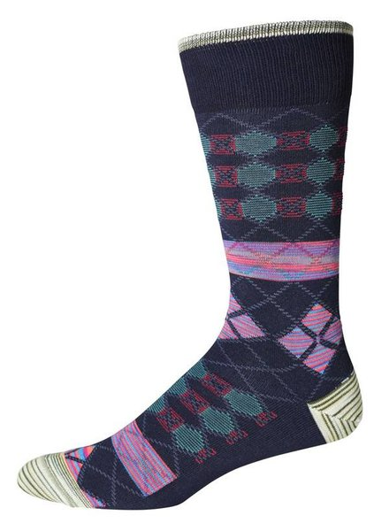 Robert Graham Robert Graham XL Bressay Socks