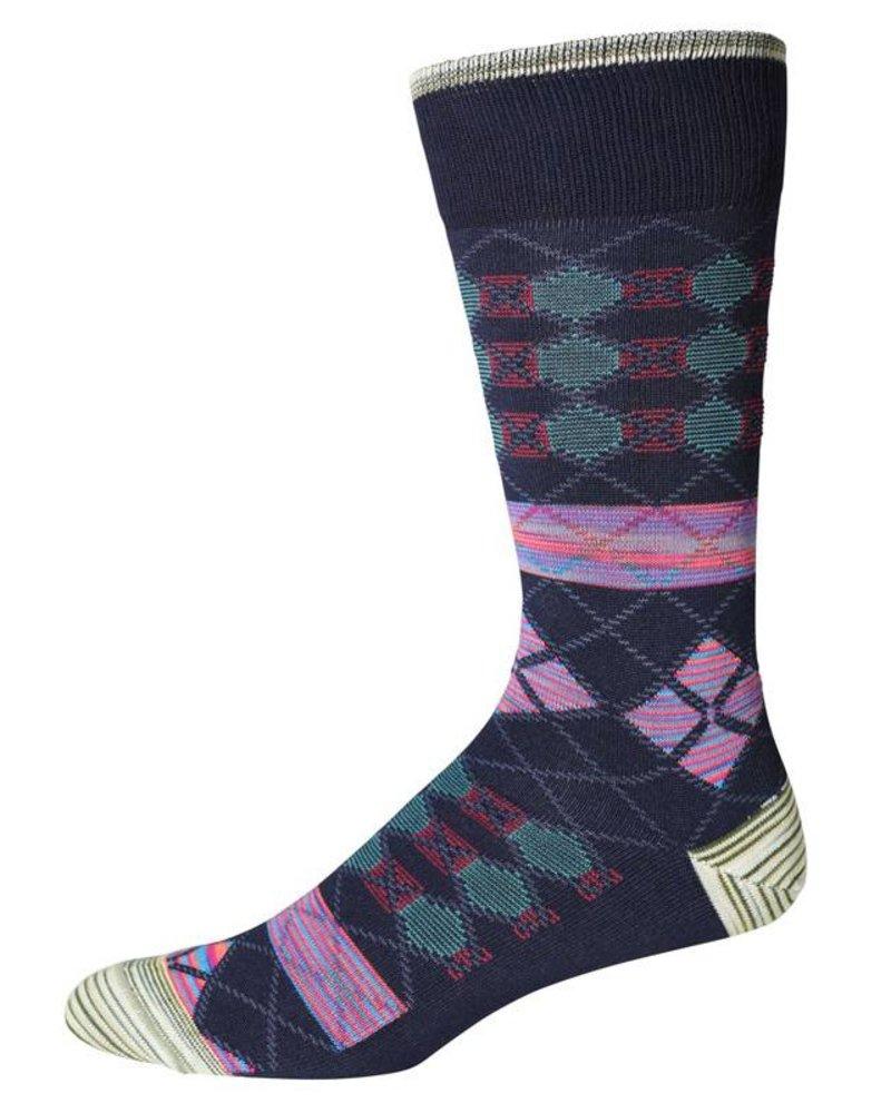 Robert Graham Robert Graham XL Bressay Socks
