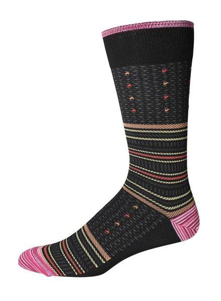 Robert Graham Robert Graham XL Jules Socks