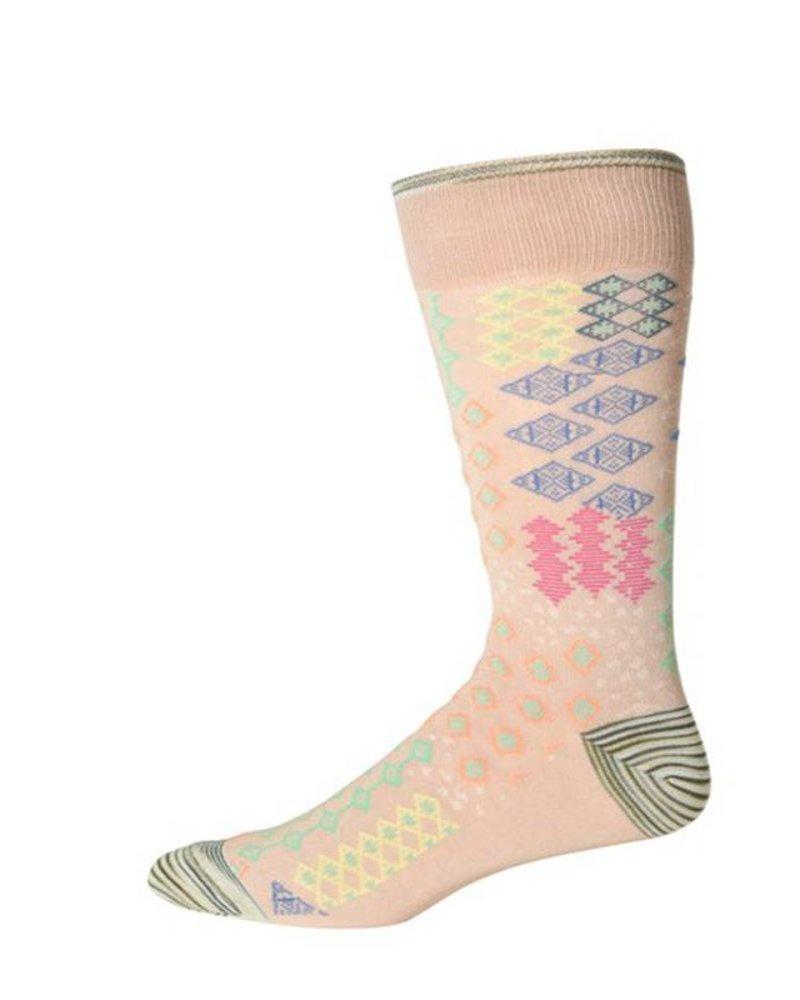 Robert Graham Robert Graham XL Khaki Belden Socks