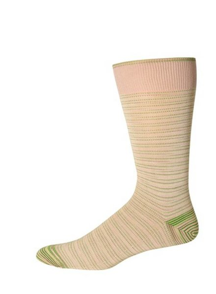 Robert Graham Robert Graham XL Khaki Tombra Socks