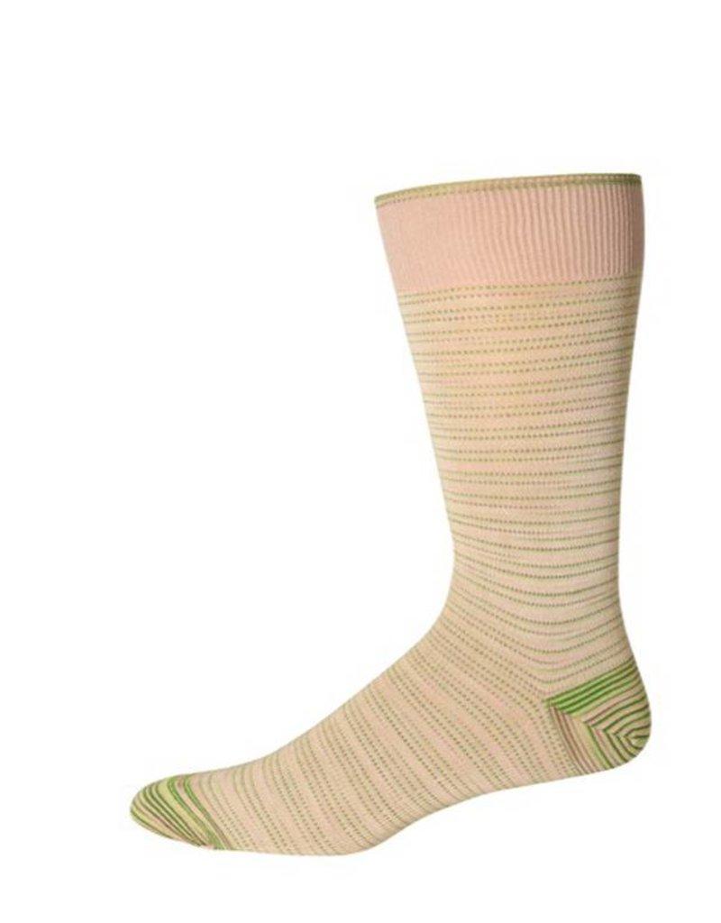 Robert Graham XL Khaki Tombra Socks