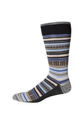 Robert Graham XL Black Tiller Socks