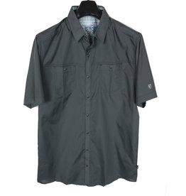 Kuhl SS Grey Solid Shirt