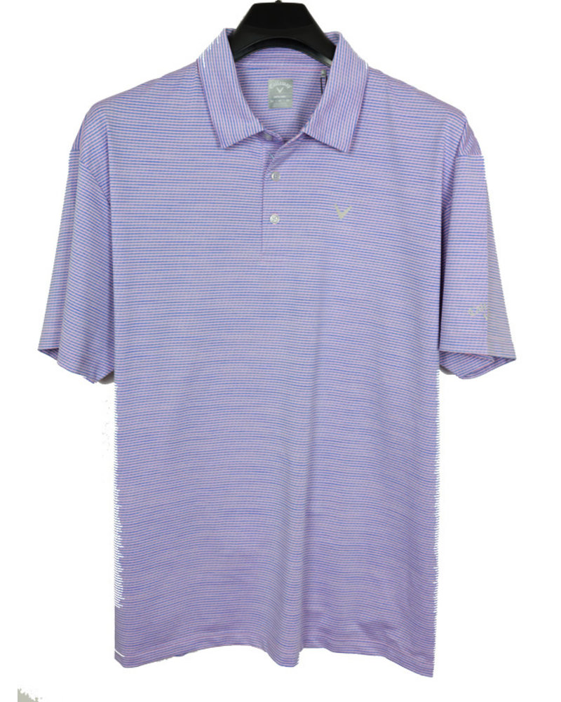 Callaway Callaway Spaced Dye Jacquard Polo-SP