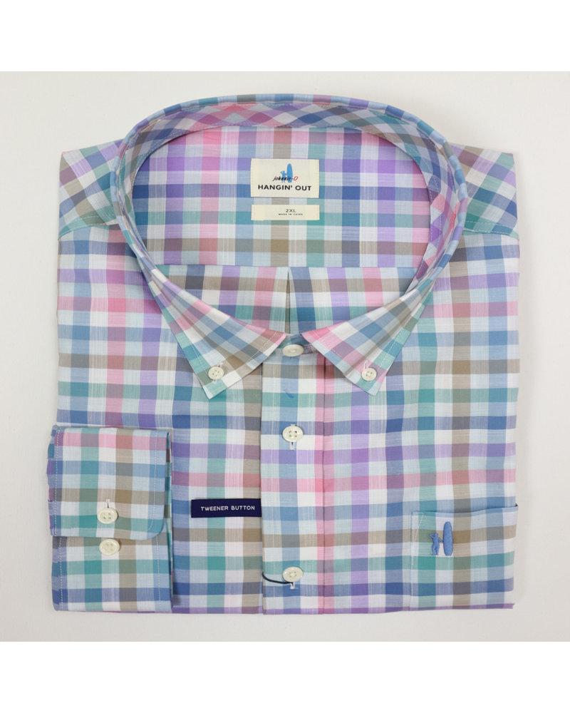 johnnie-O Johnnie O LS Piers Shirt