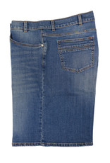 Grand River Distressed Jean Short