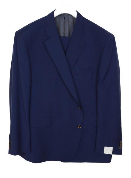 Jack Victor Jack Victor Solid Cadet Blue Suit