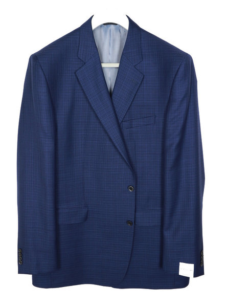 Jack Victor Jack Victor French Blue Tonal Sportcoat