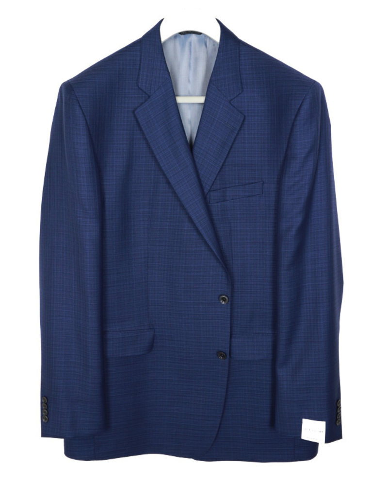 Jack Victor Jack Victor French Blue Tonal Sportcoat