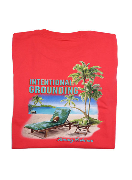 Tommy Bahama Tommy Bahama Intentional Grounding Tee