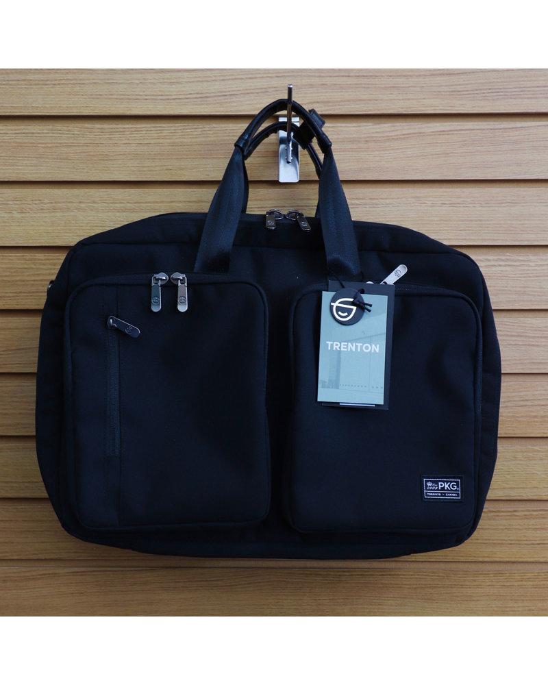 Trenton Black on Black Bag
