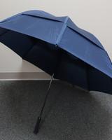 "Gustbuster 62"" Navy Pro Series Golf Umbrella"