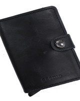 Secrid Vintage Black Mini Wallet
