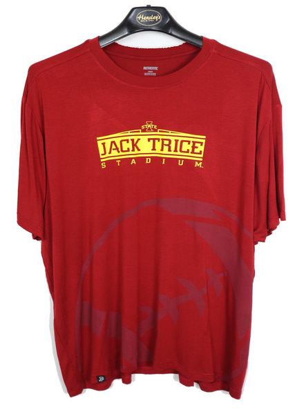 Authentic Brand Authentic Brand Jack Trice Stadium Tee