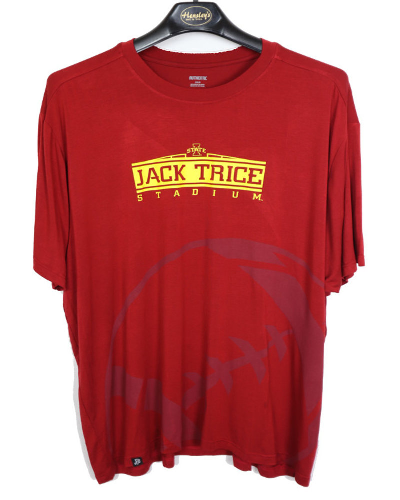 Authentic Brand Authentic Jack Trice Stadium Tee