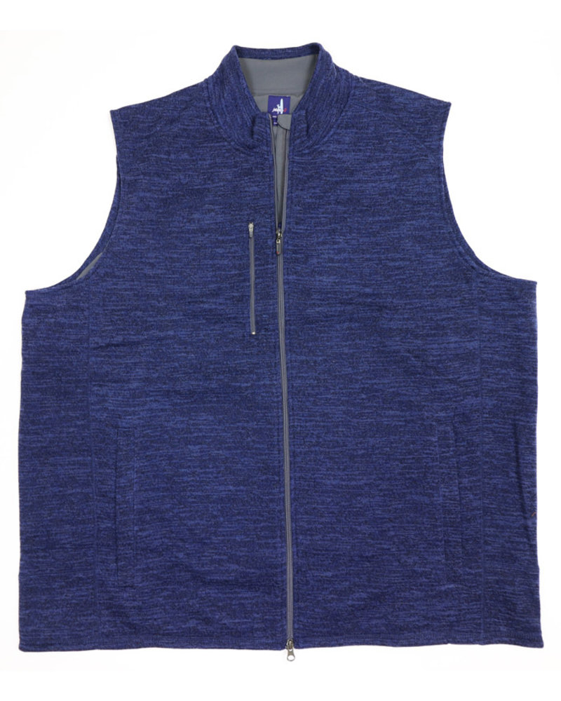 johnnie-O Johnnie O Tahoe Admiral Blue Vest