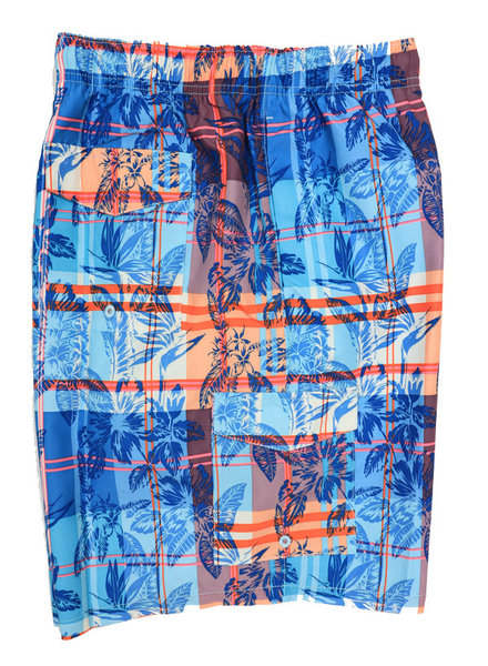 Tommy Bahama Tommy Bahama Naples Desert View Plaid Trunks