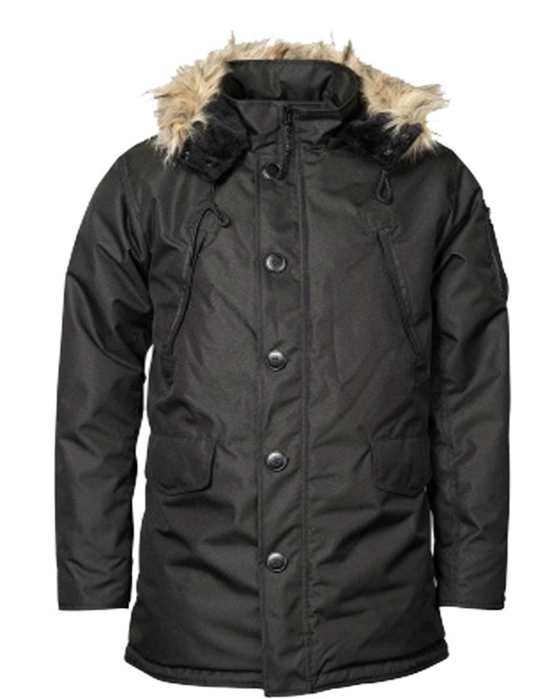 All Size North 56*4 Black Parka