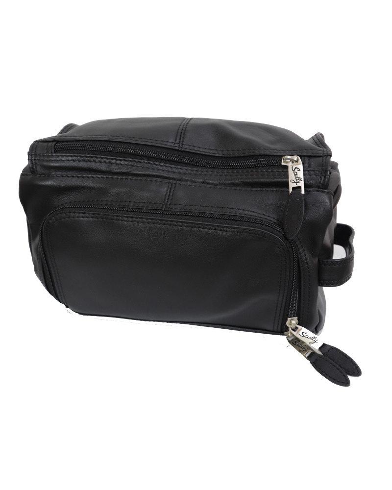 Scully Scully Aero Squardron Black Shave Kit