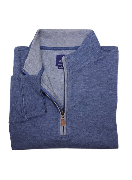 johnnie-O Johnnie O Blue Sully 1/4 Zip