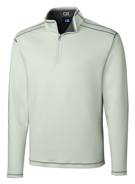Cutter & Buck Cutter & Buck LS Evergreen Rev Overknit-Reflect