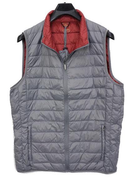 F/X Fusion FX Fusion Jet Grey Down Puffer Vest