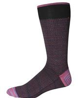 Robert Graham Robert Graham XL Black Buck  Socks