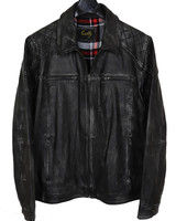 Scully Scully Black Leather Lambskin Jacket