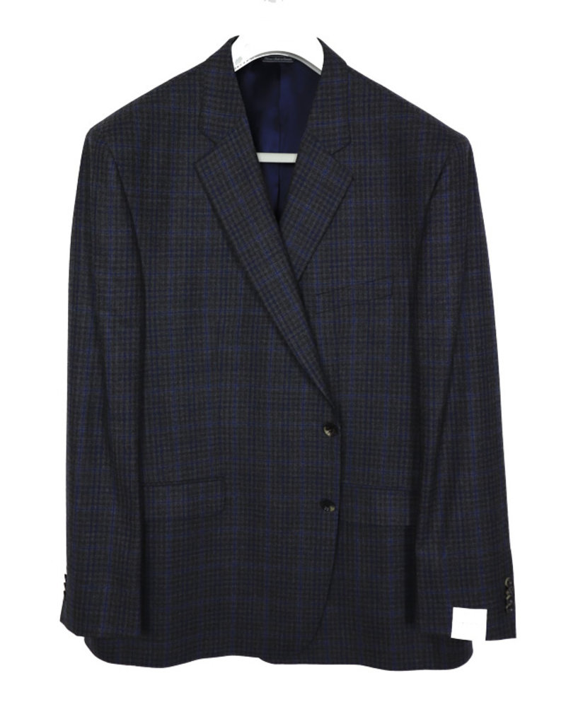 Jack Victor Jack Victor Grey Windowpane Sportcoat