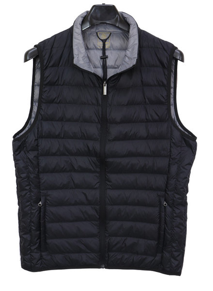 F/X Fusion FX Fusion Black Down Puffer Vest