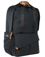 Rosseau Charcoal/Tan Backpack Bag