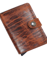 Secrid Dutch Martin Whiskey Mini Wallet