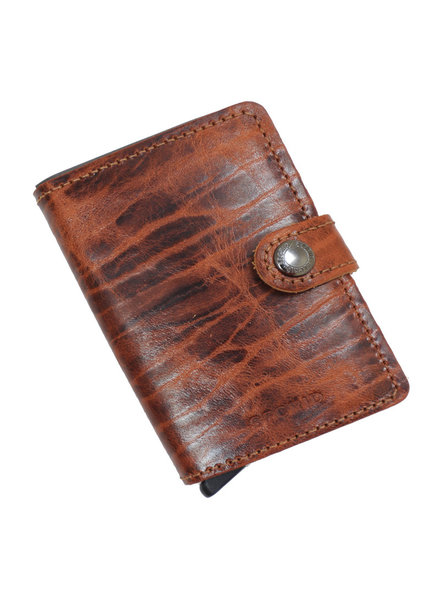Secrid Secrid Dutch Martin Whiskey Mini Wallet