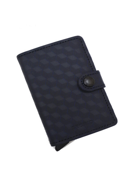 Secrid Optical Black Mini Wallet