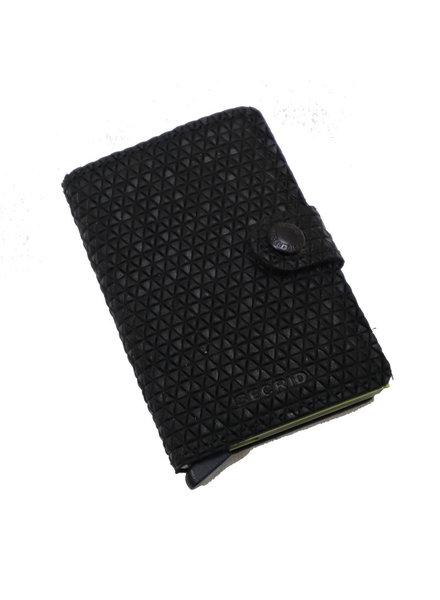 Secrid Diamond Black Mini Wallet