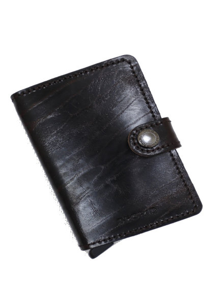 Secrid Dutch Martin Cacao-Brown Mini Wallet