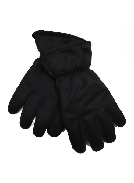 Atlas Black Ski Glove
