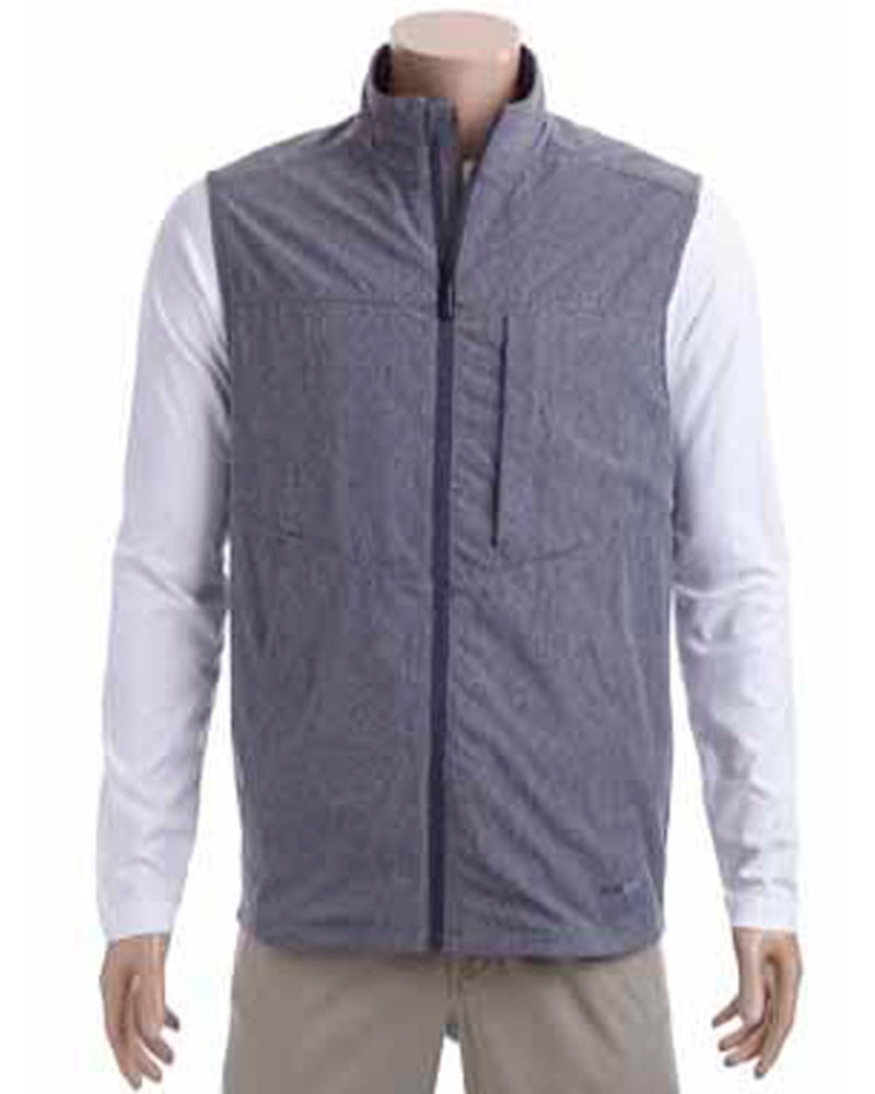 Tommy Bahama Tommy Bahama Fog Grey Chip and Run Vest
