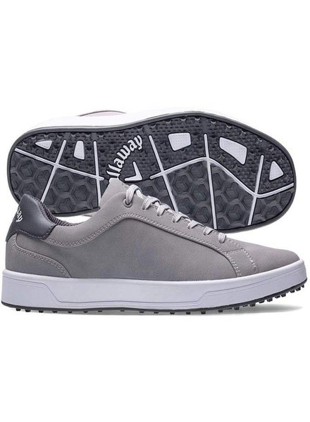 Callaway Callaway DelMar Grey Spikeless Golf Shoes