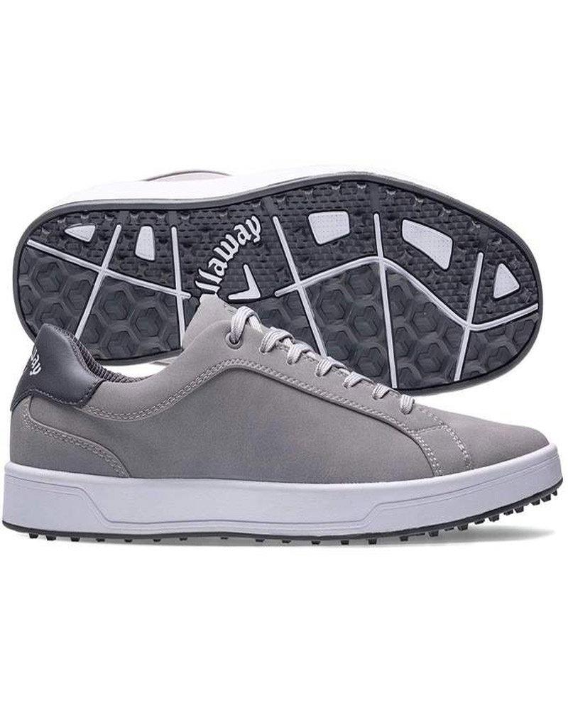 Callaway Callaway DelMar Grey Spikeless Golf Shoes