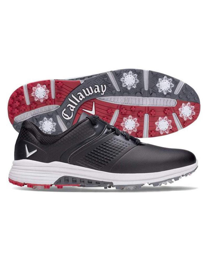 Callaway Callaway Solana TRX Black Spiked Golf Shoes