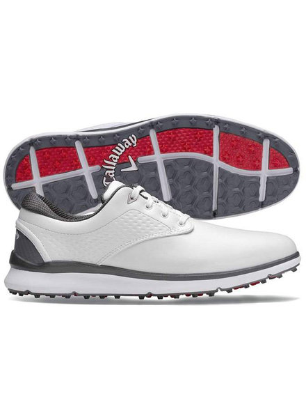 Callaway Callaway Oceanside LX White Spikeless Golf Shoes