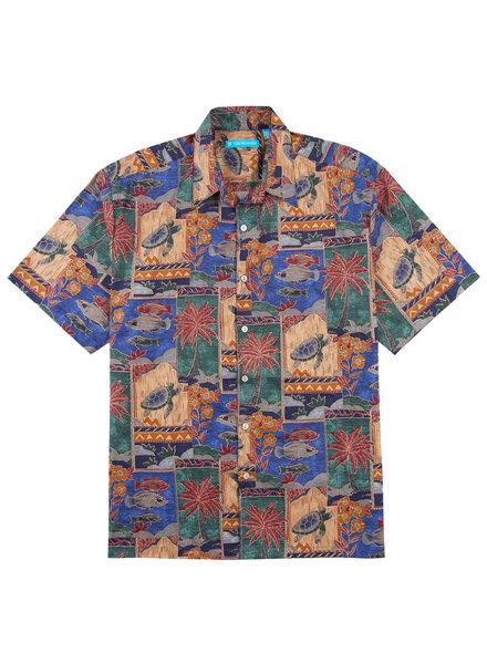 Tori Richard Marquise Cotton Lawn Shirt