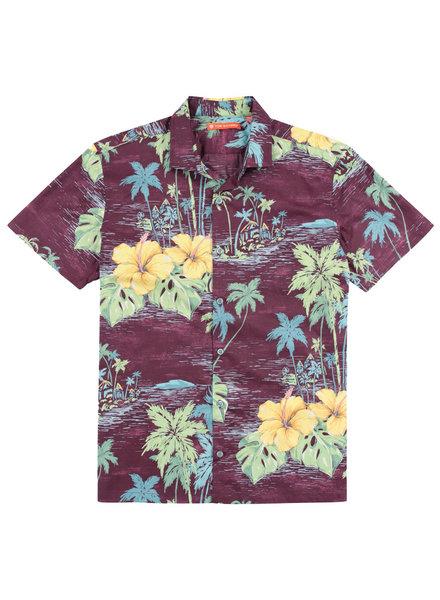 Tori Richard Port Exotica Cotton Lawn Shirt