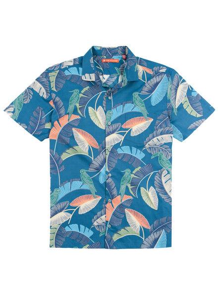 Tori Richard Nile Kipling Cotton Lawn Shirt
