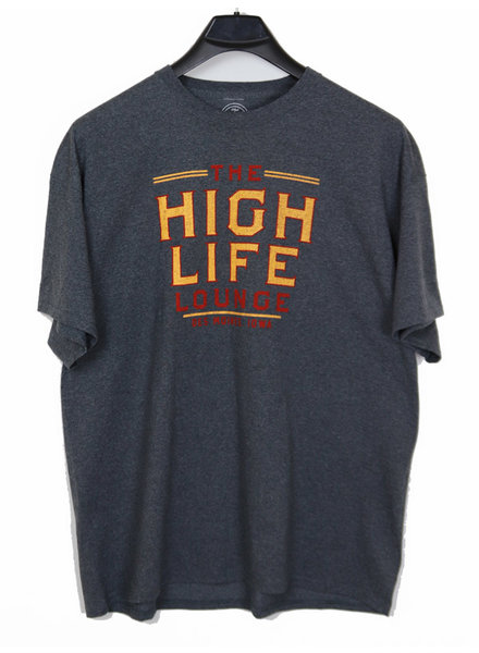 Twin Forks Trading Company Des Moines High Life Lounge Tee